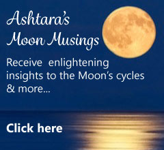 ashtara's moon musings